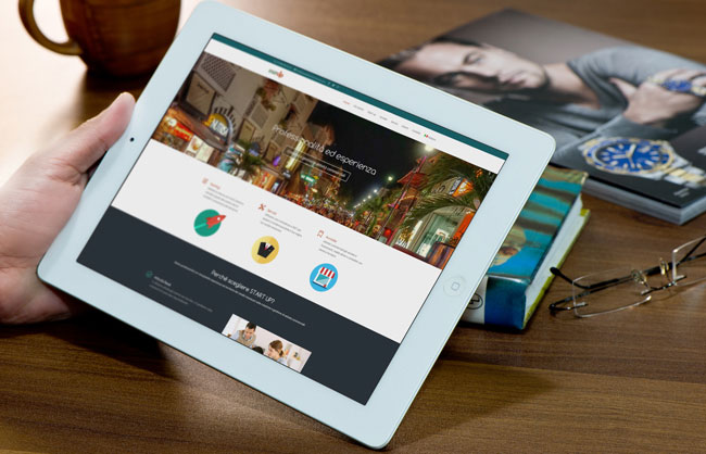 self-administered web design for Playa del Carmen Startup