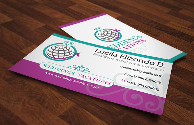 branding for weddings vacations